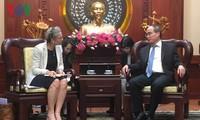 Ciudad Ho Chi Minh espera colaborar con Holanda en la gestión del agua