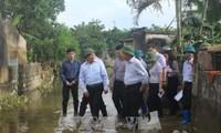 Orientan los trabajos de prevención de los desastres naturales en Thanh Hoa
