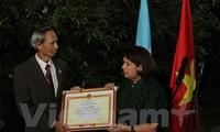 Instituto Cultural Argentina-Vietnam conmemoran los 20 años de su establecimiento
