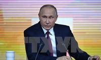 Rusia reanuda los vuelos con Egipto