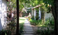 """Modelo de """"homestay"""" en Hoi An atrae a turistas extranjeros"""