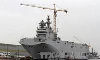 Egipto y Francia realizan maniobras militares conjuntas en mar Rojo
