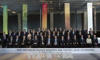 G20 se compromete a trabajar para reforzar crecimiento económico mundial