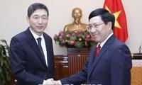 Vietnam reconoce los aportes del saliente embajador surcoreano