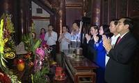 Celebran los 1050 años de Estado Dai Co Viet