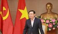 Vicepremier vietnamita finaliza su visita a Estados Unidos