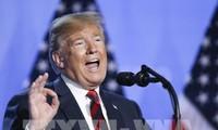 Presidente estadounidense pide a México una renegociación del TLCAN