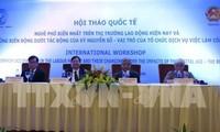 Analizan efectos de la etapa digital para el mercado laboral en Vietnam