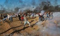 Un palestino muerto por los enfrentamientos en la frontera de Israel con Gaza