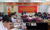 Vicepresidente parlamentario dirige la construcción de la ruta del este de Truong Son