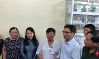 Inauguran el sistema informático de conexión de centros de suministro de medicamentos de Vietnam