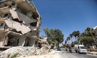 Siete países llaman a poner fin a la guerra en Siria