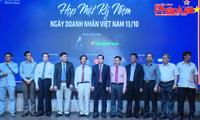Empresariado vietnamita progresa junto con el país