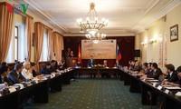 Analizan los resultados de la cooperación comercial entre Vietnam y la Unión Económica Euroasiática