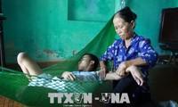 Promueven cooperación internacional en ayuda a víctimas de dioxina de Vietnam