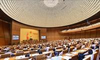 Parlamento vietnamita ajusta Plan de inversiones públicas a mediano plazo