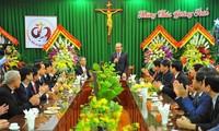 Vietnam felicita a comunidad católica por Navidad 2018
