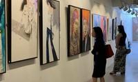 Exposición en honor a la mujer vietnamita en Singapur