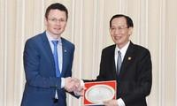 Ciudad Ho Chi Minh e Irlanda promueven la cooperación bilateral