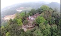 Zona de Reliquias de los reyes Hung, donde los vietnamitas regresan a su origen