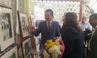 Conmemoran el natalicio del presidente Ho Chi Minh en Egipto