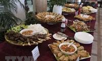 Presentan el arte culinario de Vietnam a amigos rusos