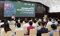 Desarrollan recursos humanos en inteligencia artificial en Vietnam