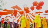 Celebran acto en homenaje a mártires vietnamitas en defensa de la frontera norteña
