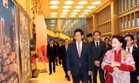 Presidenta parlamentaria vietnamita asiste al programa de intercambio artístico Vietnam-China