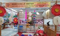 Hanói, lugar de convergencia de las profesiones artesanales de Vietnam