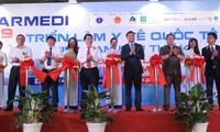 Amplia participación en la Exposición Internacional de Medicina en Vietnam