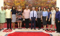 Cuba y provincia vietnamita intercambian experiencias en asuntos laborales