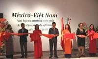 """Inauguran exposición fotográfica """"México-Vietnam: En las encrucijadas de la visión"""""""