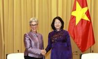 Vietnam aspira a estrechar las relaciones con el estado de Victoria de Australia