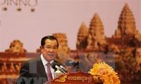 Primer ministro de Camboya visitará Vietnam