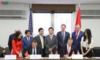 Vietnam y Estados Unidos promueven la cooperación en energía