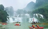 Inauguran festival turístico de cataratas de Ban Gioc en Cao Bang