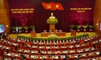 Máximo líder vietnamita urge elaborar informes sobre temas importantes del país