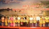 Celebran diversos festivales de promoción turística en el norte de Vietnam