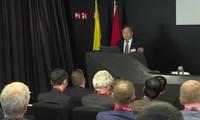 Celebran un foro empresarial entre Vietnam y región belga de Flandes