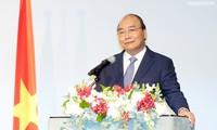 Premier vietnamita se reúne con empresarios surcoreanos