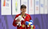 Vietnam gana más preseas doradas en octava jornada de competencia de Juegos Deportivos del Sudeste Asiático 2019