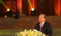 Thai Nguyen homenajea a jóvenes voluntarios caídos durante la guerra