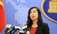 Vietnam manifiesta condolencias por accidente de avión ucraniano en Irán