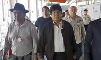 Congreso de Bolivia acepta renuncia de Evo Morales