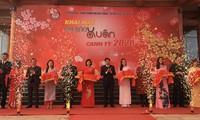 Inauguran Festival Primaveral de Prensa de Bac Giang 2020