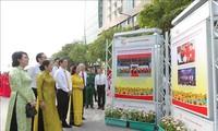 Exhibición fotográfica por 90 aniversario del Partido Comunista de Vietnam