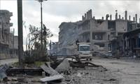 Continúa ofensiva del Ejército sirio contra terrorismo en Idlib