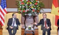 Vietnam espera consolidar la asociación integral con Estados Unidos