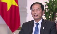 Unión Europea valora relaciones comerciales con Vietnam